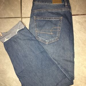 American Eagle jeans ( mom jeans )
